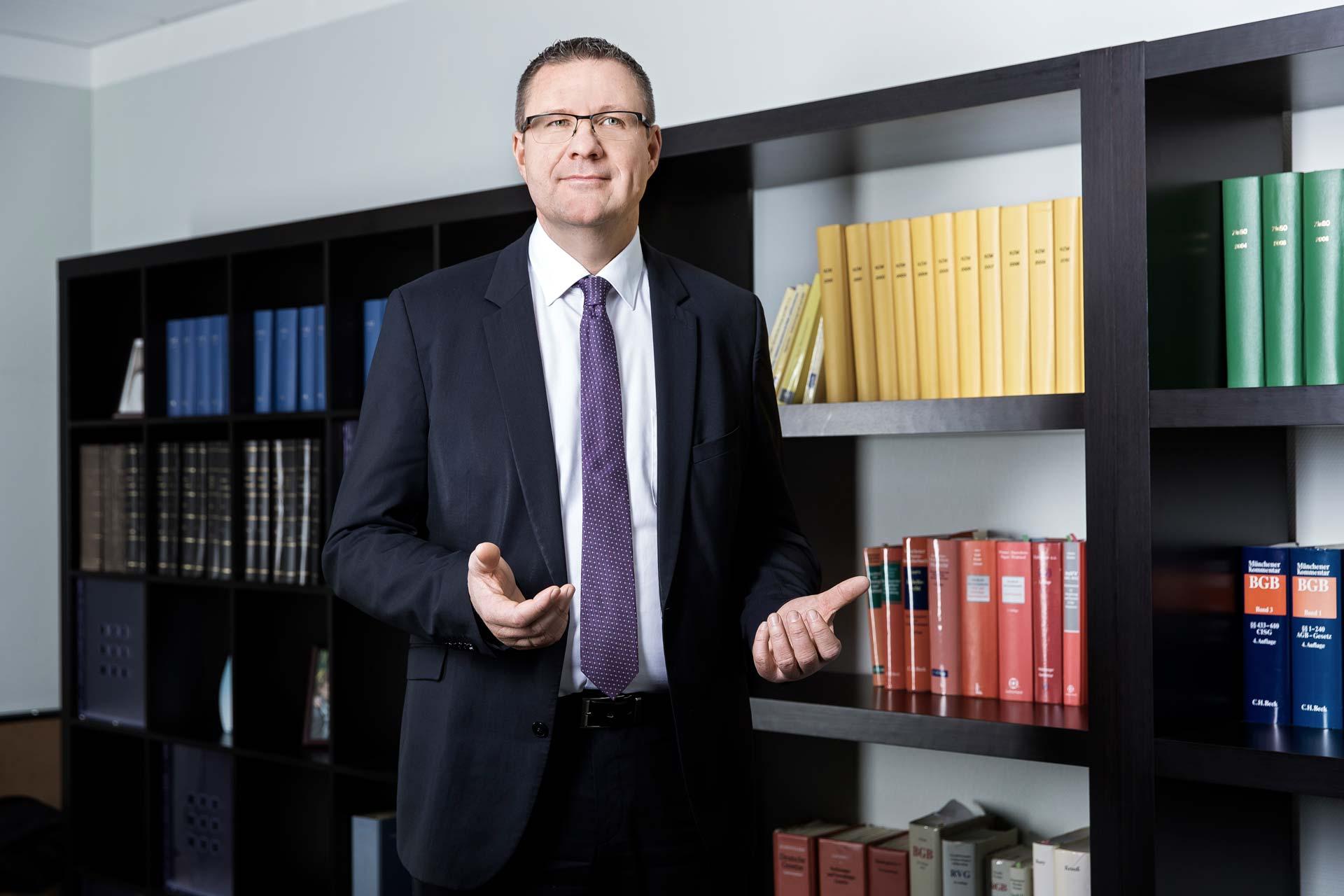 Holger Riedel Büro